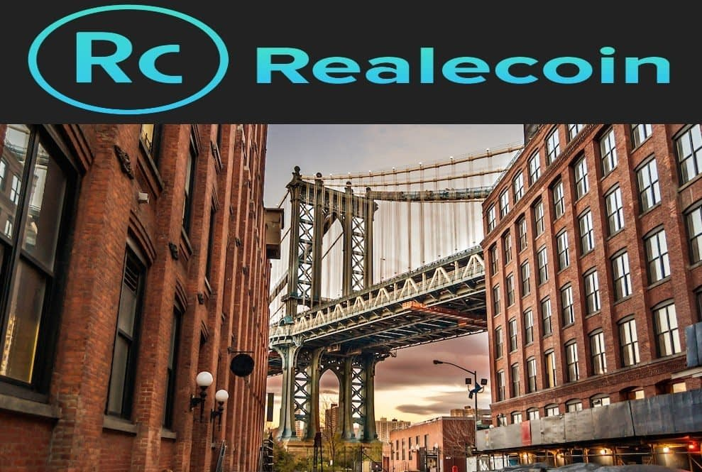 Realecoin - The First Real Estate Fund built on the ETH Blockchain
