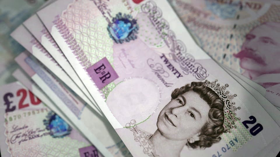 Pound Continues to Improve on Weak USD Forex Market