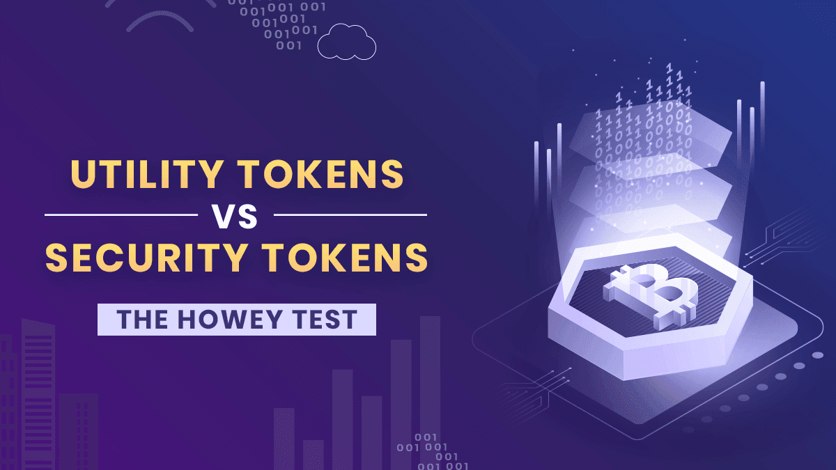 The Howey Test: The Fine Line Between a Security Token and a Utility Token - Thought Leaders