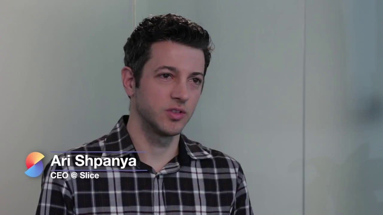 Ari Shpanya, CEO, of Slice RE - Interview Series