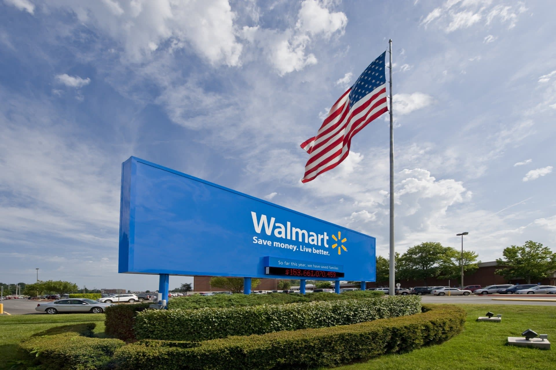 Walmart to Issue Stable Coin