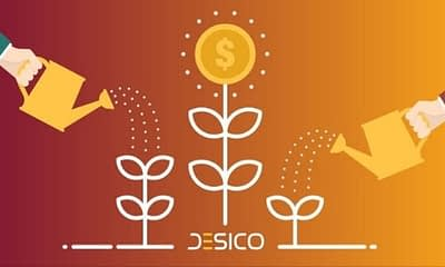 DESICO - Welcome to the World of Security Tokens