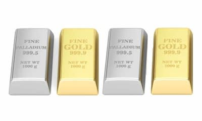 Gold vs Palladium – Key Differences for Investors
