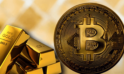 Bitcoin vs Gold - Which is a Superior Investment
