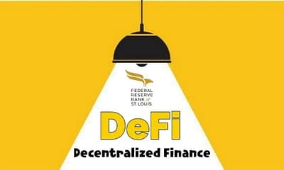 """""""DeFi can Turn Traditional Financial System Upside Down"""" - Federal Reserve Research Paper"""