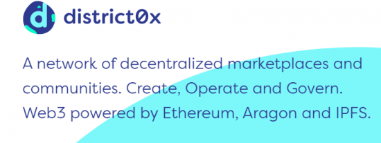 District0x - Homepage