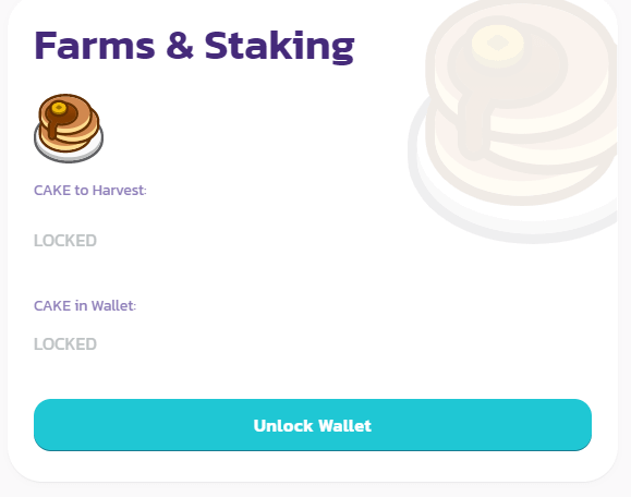 Farming and Staking