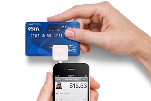 Digital Wallet Accepting Credit Card Payments