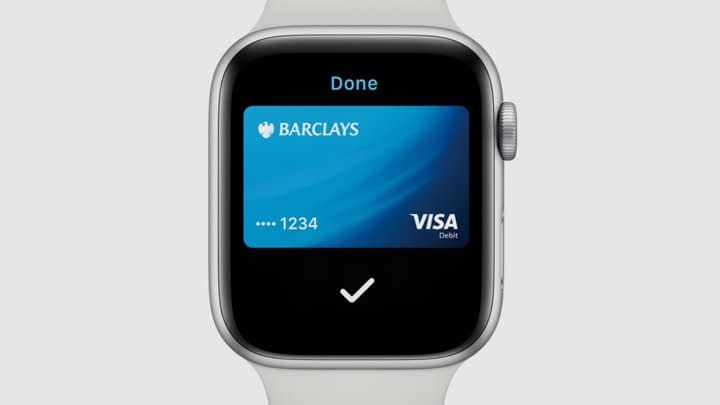 Credit Card Infomation Saved on Apple Pay Digital Wallet