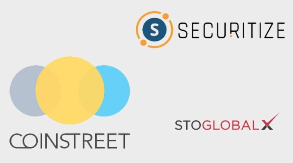Securitize partners with Coinstreet Partners and STO Global-X