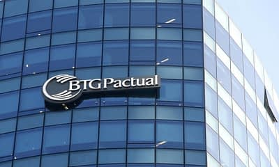 Banco BTG Pactual SA Corperate Reports 42% Earnings