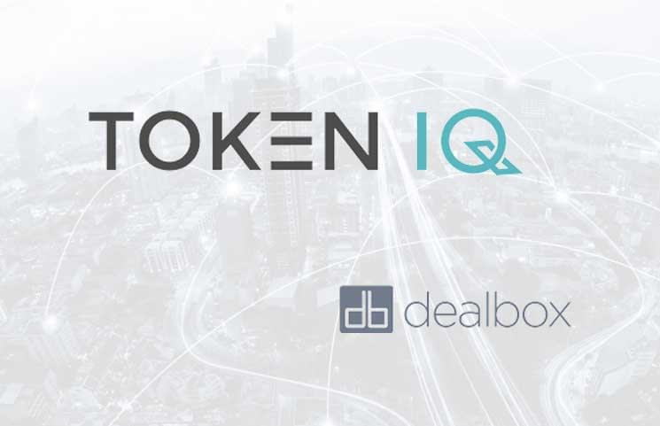 TokenIQ teams with DealBox to offer various Security Tokens