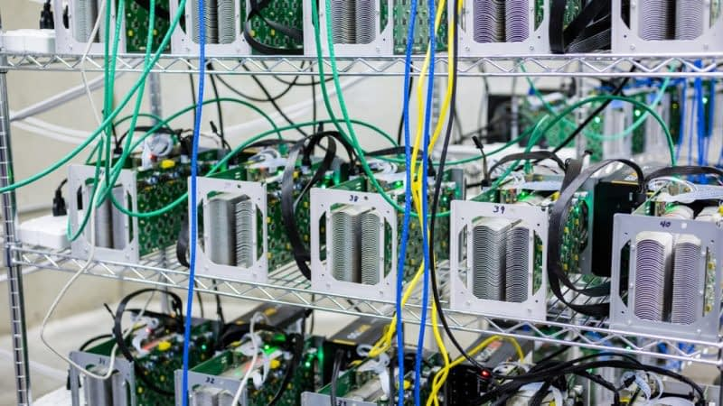Bitcoin Cash Mining Rigs