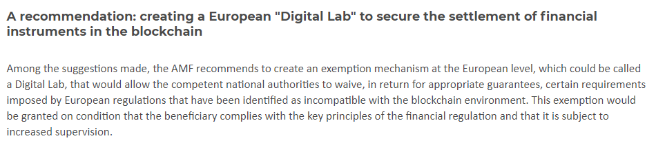 Digital Lab via AMF Website