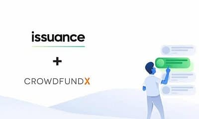 Issuance Acquires CrowdFundX