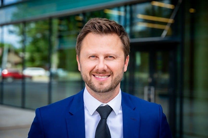 Arnoldas Nauseda, CEO of Smartlands  – Interview Series