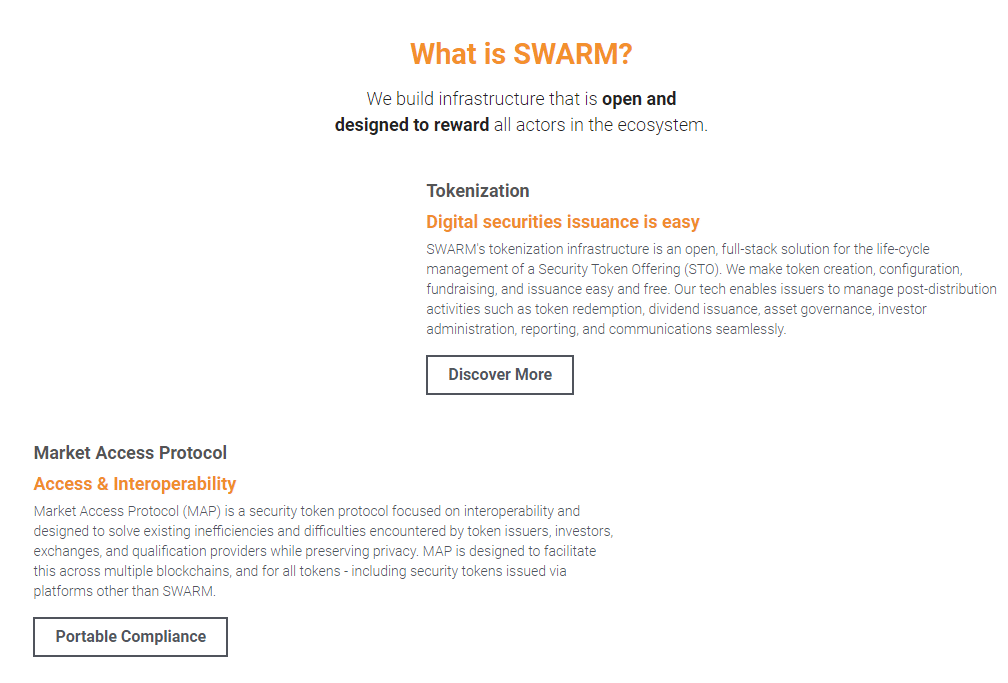 Swarm Fund - Digital Securities