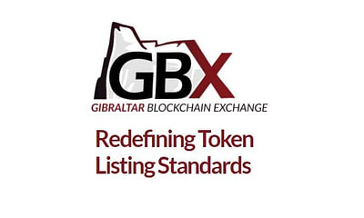 Gibraltar Blockchain Exchange - A Home for Security Tokens?