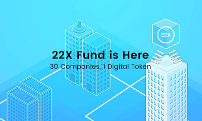 22X Fund - One Token, Silicon Valley's Top Startups