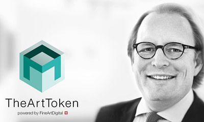 Oliver T. Roehl of The Art Token, Art Strategist and Purchaser - Interview Series
