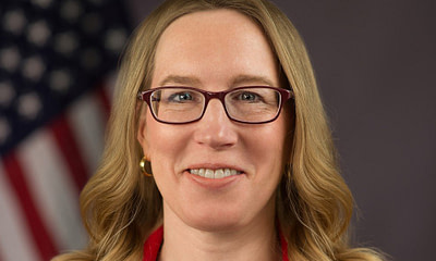 Commissioner Hester Peirce, SEC - Interview Series