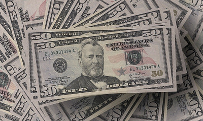 USD Forex Market Hits New Lows on Fed Rate Cut