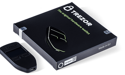 Trezor Model One Review – A Secure Bitcoin (Crypto) Hardware Wallet