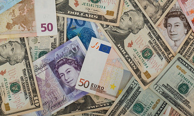 Forex Market Jumps as Pound and Euro Strengthen Further