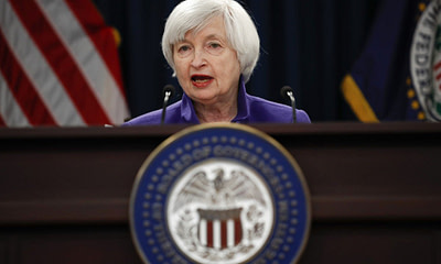 Forex Market Mood Upbeat as Yellen Testifies