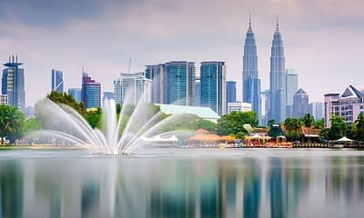 LuxTag Completes First Malaysian STO