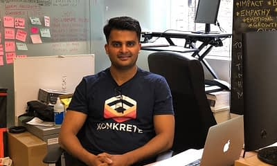 Moresh Kokane, CEO of Konkrete - Interview Series