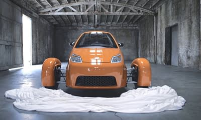 Elio Motors - Alter the Course