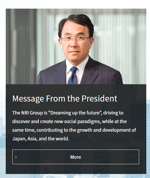NRI Message from President