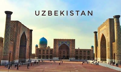 Uzbekistan - A Secret Security Token Haven