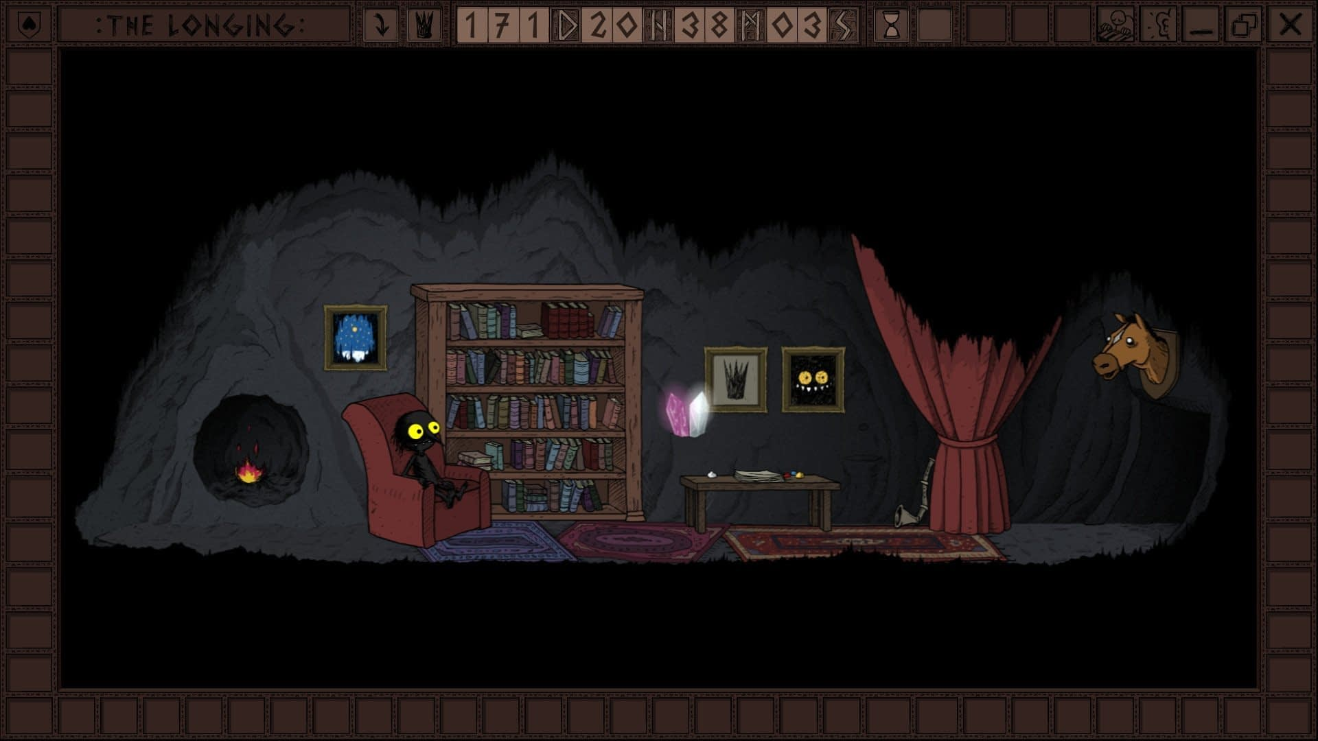 5 New Games On Steam: The Longing