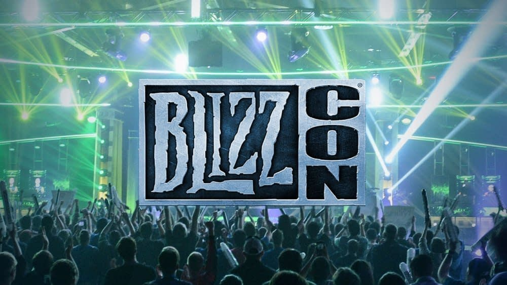 BlizzCon is a popular ESports Event