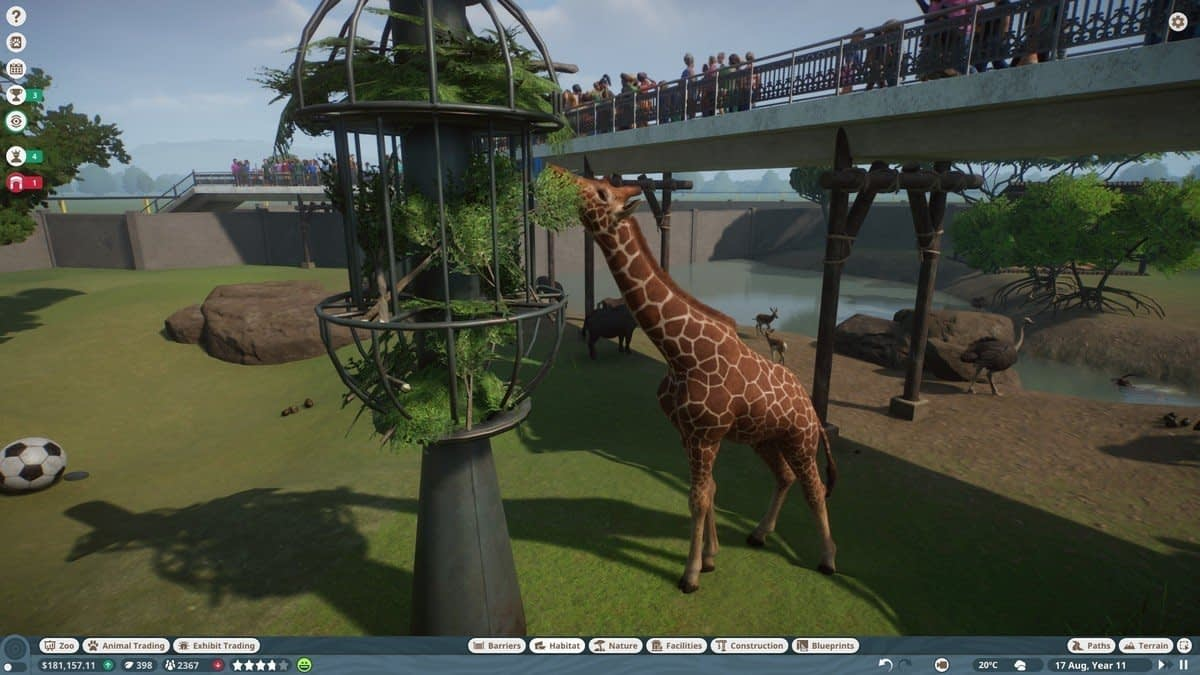 Best gaming titles: Planet Zoo
