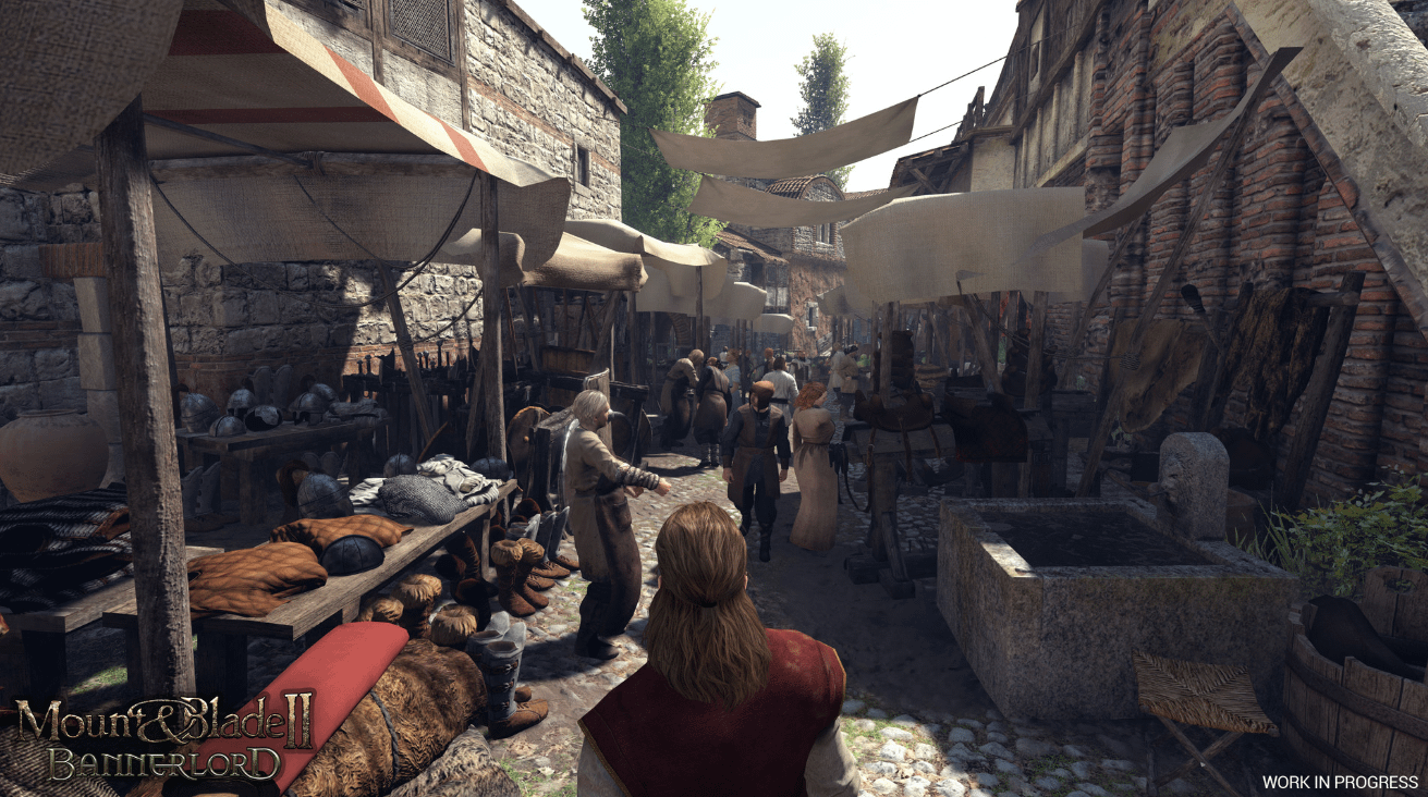 Games Around The Corner: Mount & Blade 2
