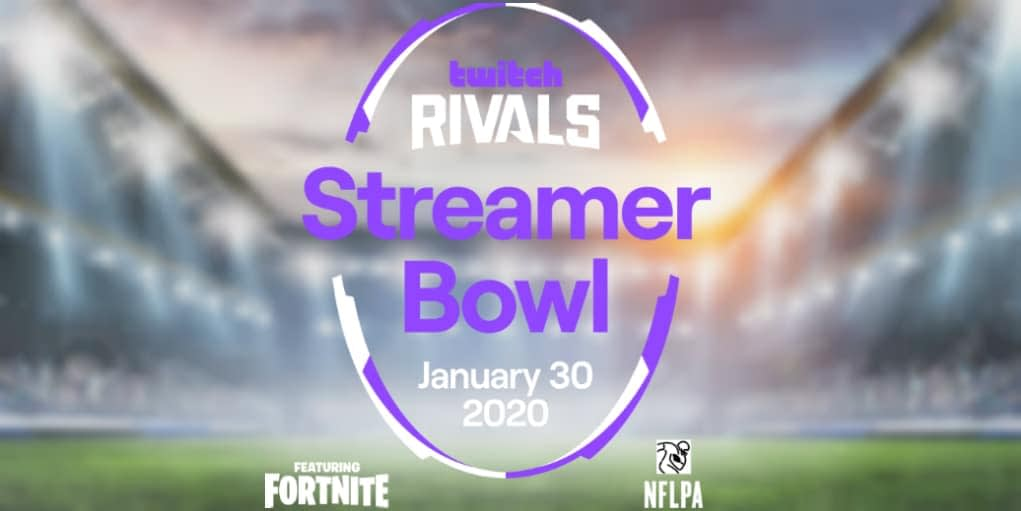 Fortnite Streamer Bowl Artwork