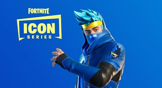 Ninja gets skin on Fortnite in new update