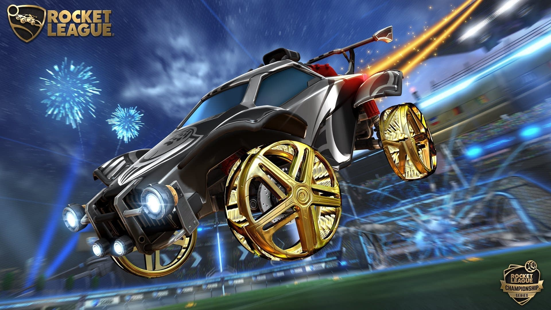 Esports Events is 2020: Rocket League
