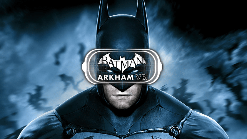 Batman Arkham: is one of the best VR games around