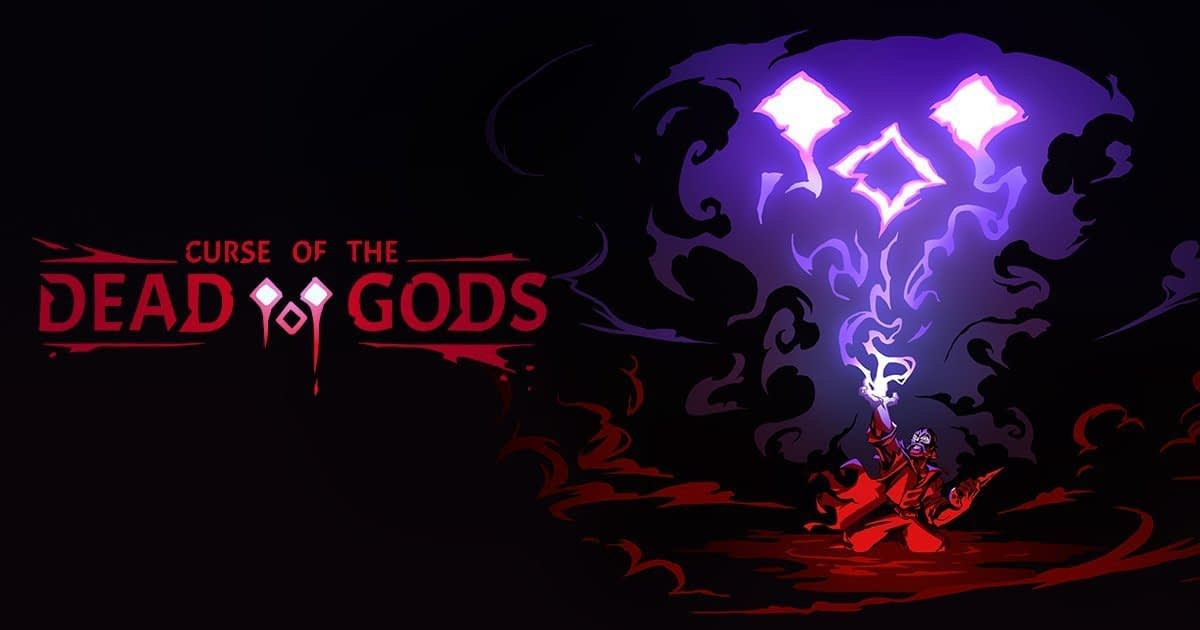 5 New Games on Steam: Curse of the Dead Gods