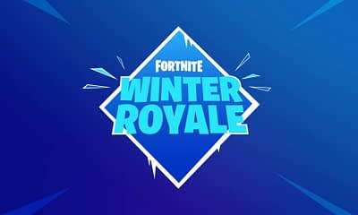 Fortnite Winter Royale Artwork