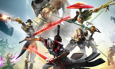 2K plans Battleborn Shut Down In 2021