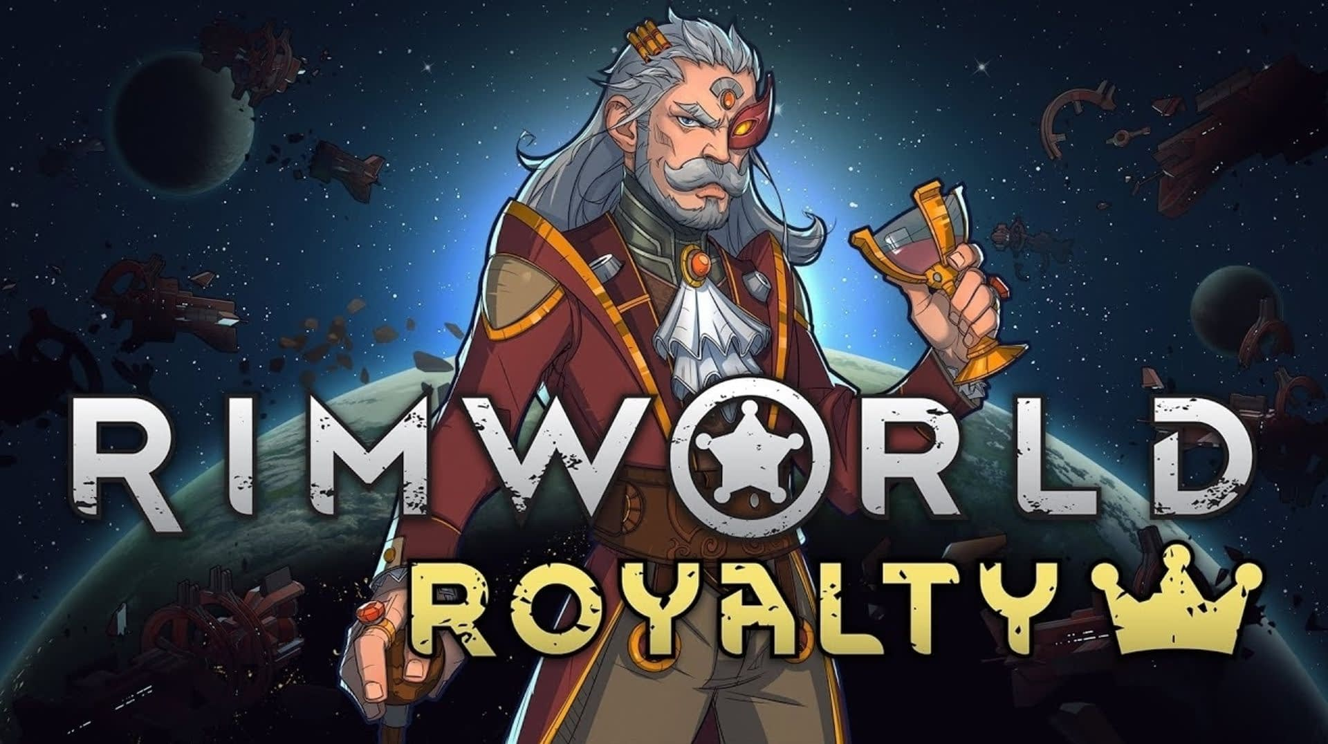 Rim World Royalty artwork