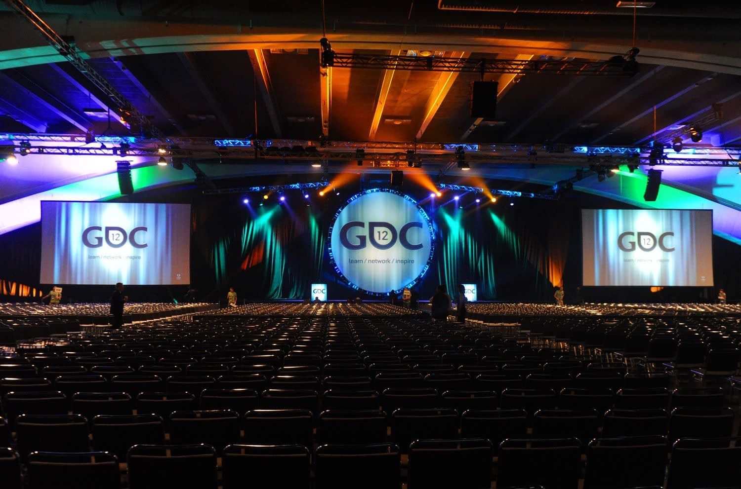 Indie Game Events: GDC