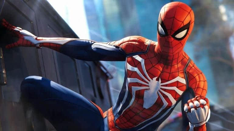 Artwork of one of the Best PS4 Games: Marvel's Spider Man