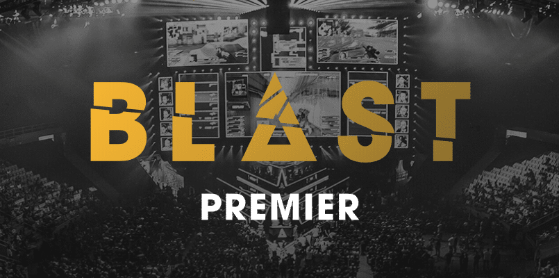 ESports events in 2020: Blast Premier