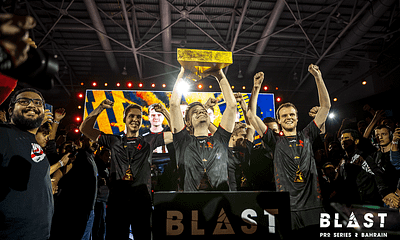 Astralis beat Liquid to win BLAST Pro Series Global Final